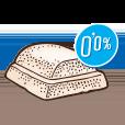 Nuestra Carta de Chocolate White 0,0% - Churros Factory