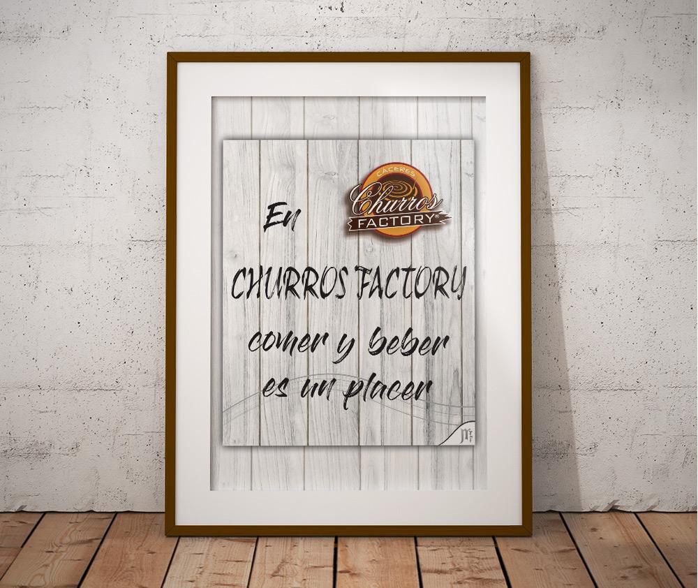 En Churros Factory comer y beber es un placer